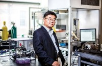 Dr. Wei Sun 3D Cell Printer (Image Courtesy www.3ders.org)
