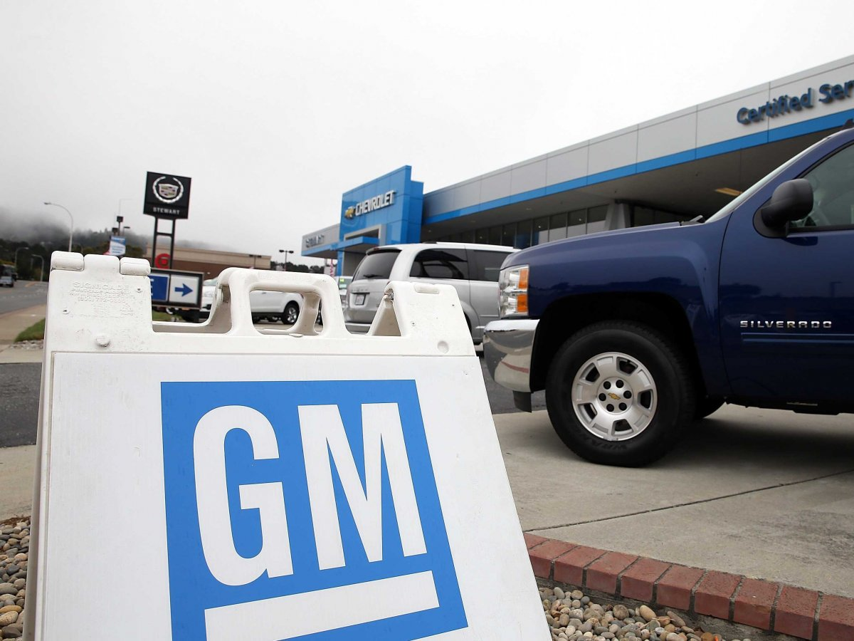 Again?! GM Recalls 7.6 Million Vehicles… Some Dating Back To 1997!