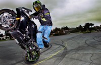 Stunter Jason Britton