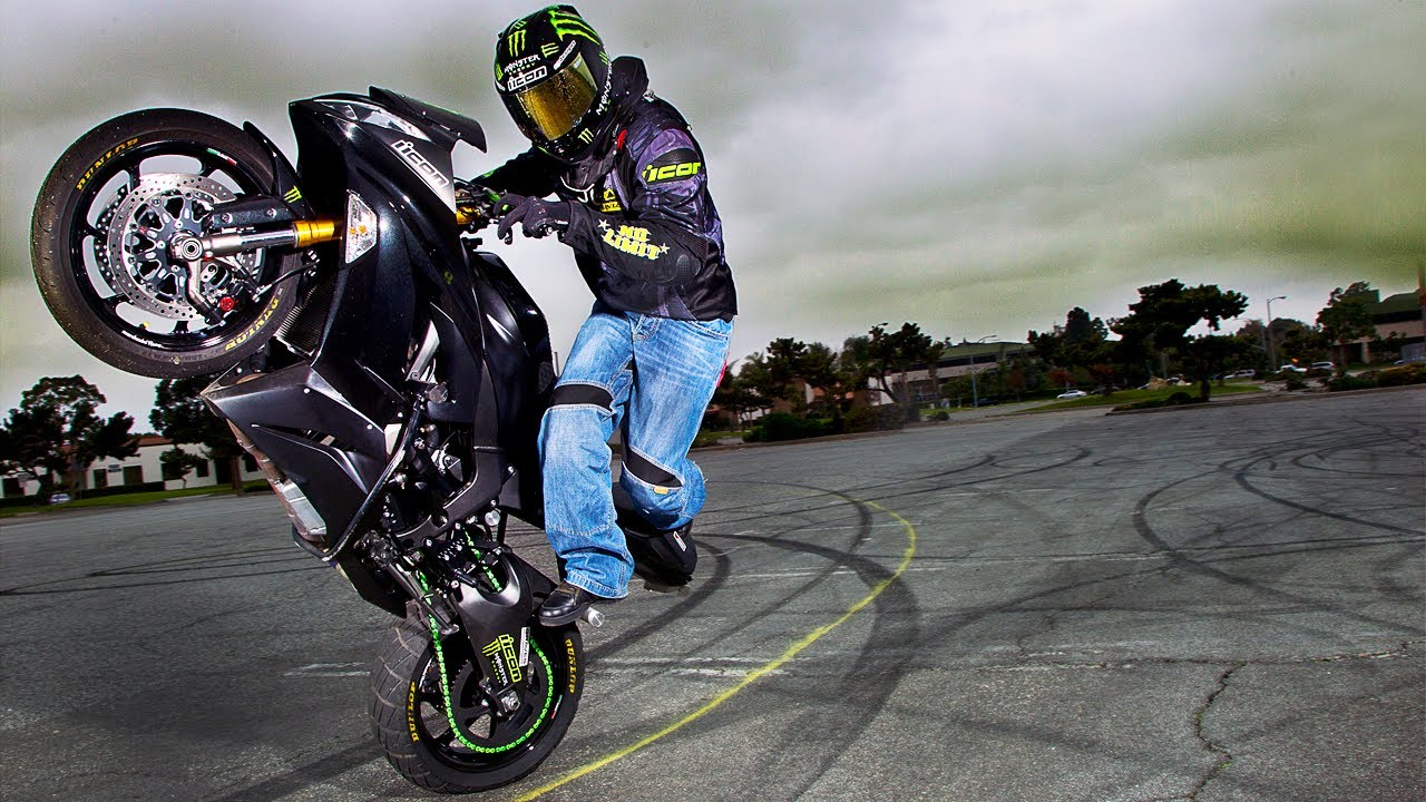 Bike Tricks And Stunts Stunter Jason Britton