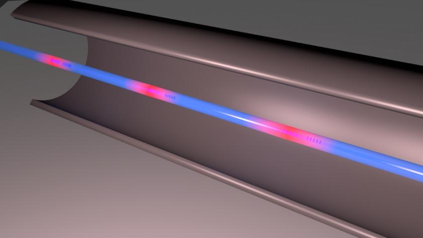 New Tech Packs Hundreds of Sensors into a Single Optical Fiber