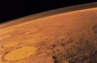 Mars will be the final destination for UAE's uncrewed spaceship. Image courtesy NASA