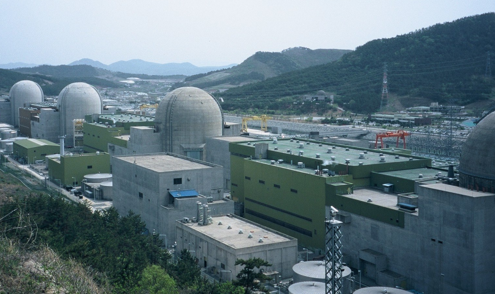 Water Shortage Yeonggwang-Nuclear-Power-Plant