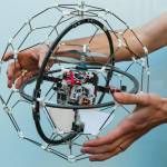 This Crash-Proof Drone Can Fly Virtually Anywhere