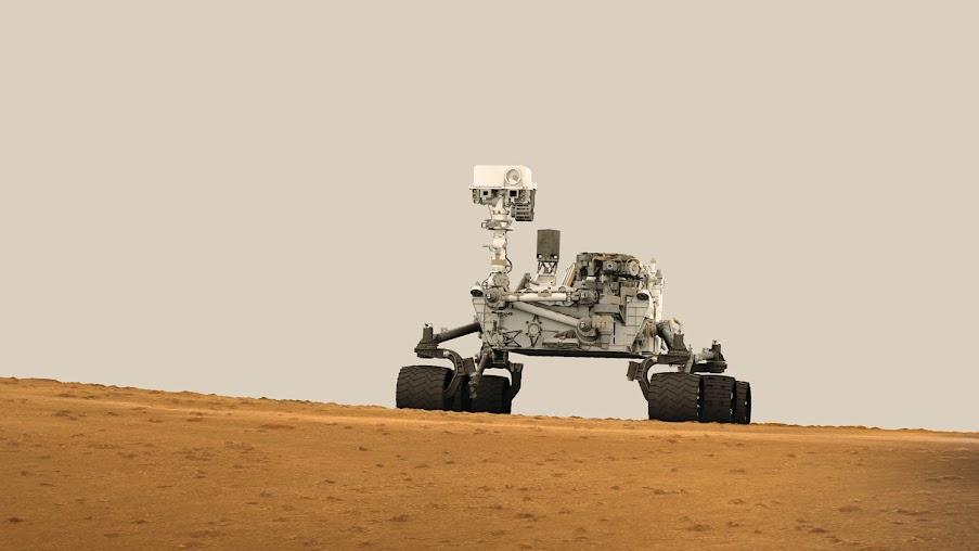 NASA's Mars Rover To Have Memory Reformatted All The Way ...