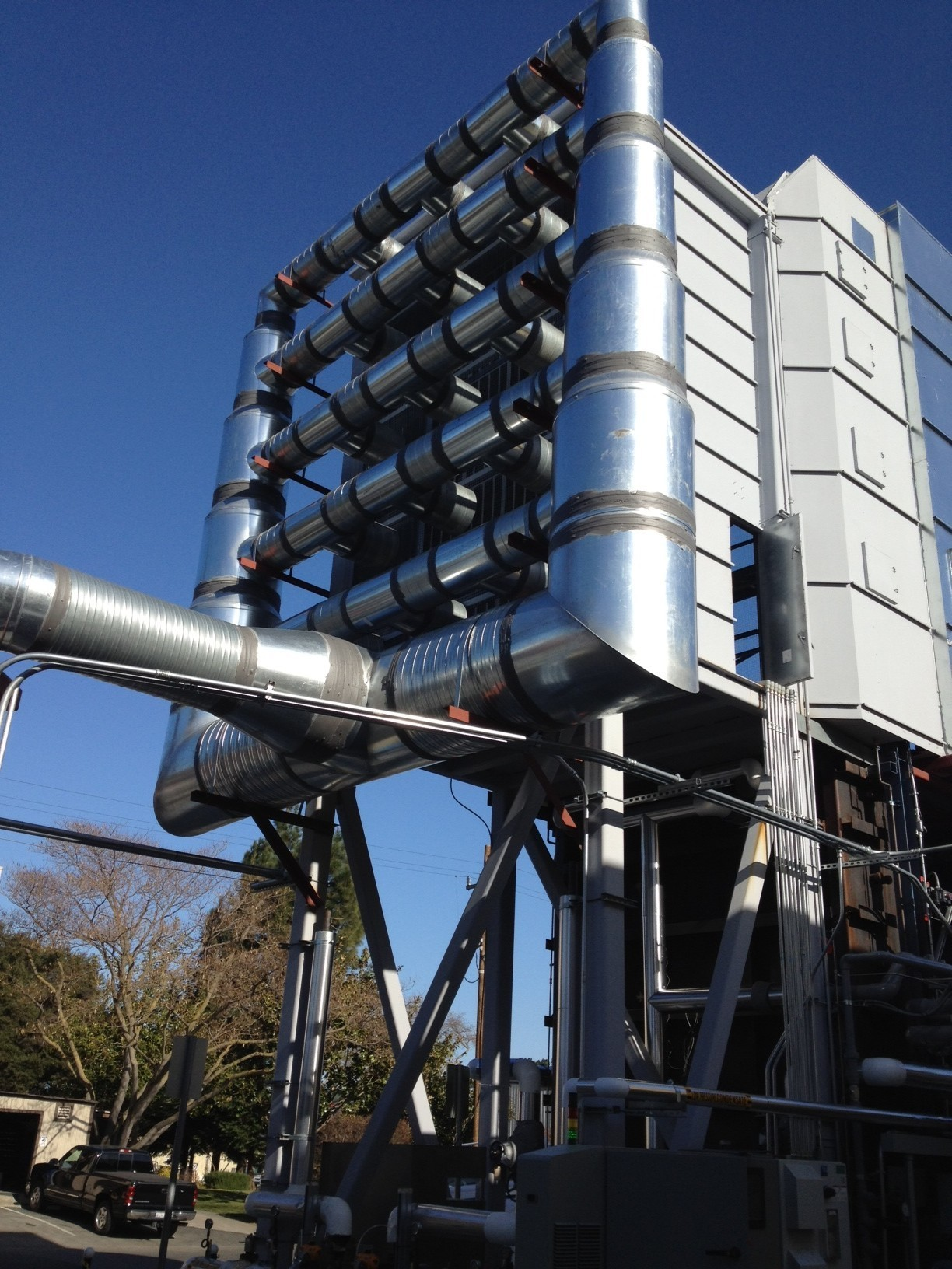 Global Thermostat Carbon Dioxide (CO2) Eating Machine