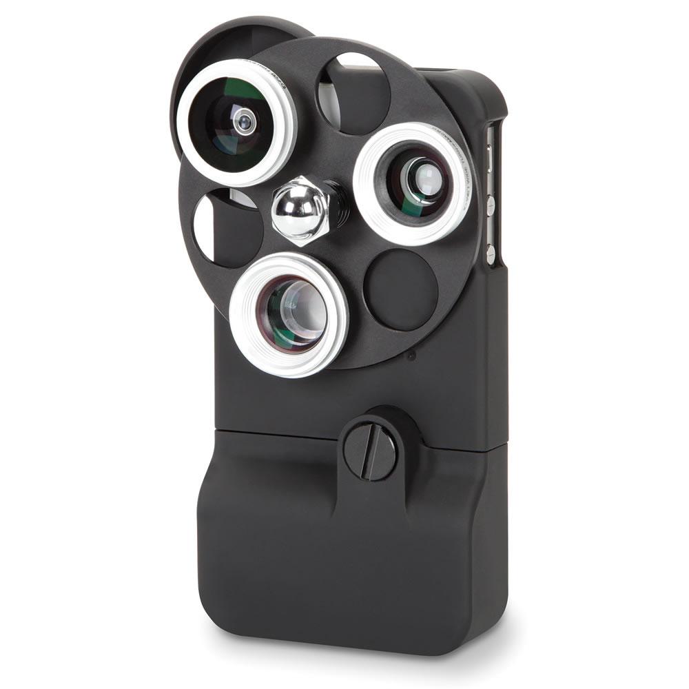 Tricloptic iPhone Camera Lens
