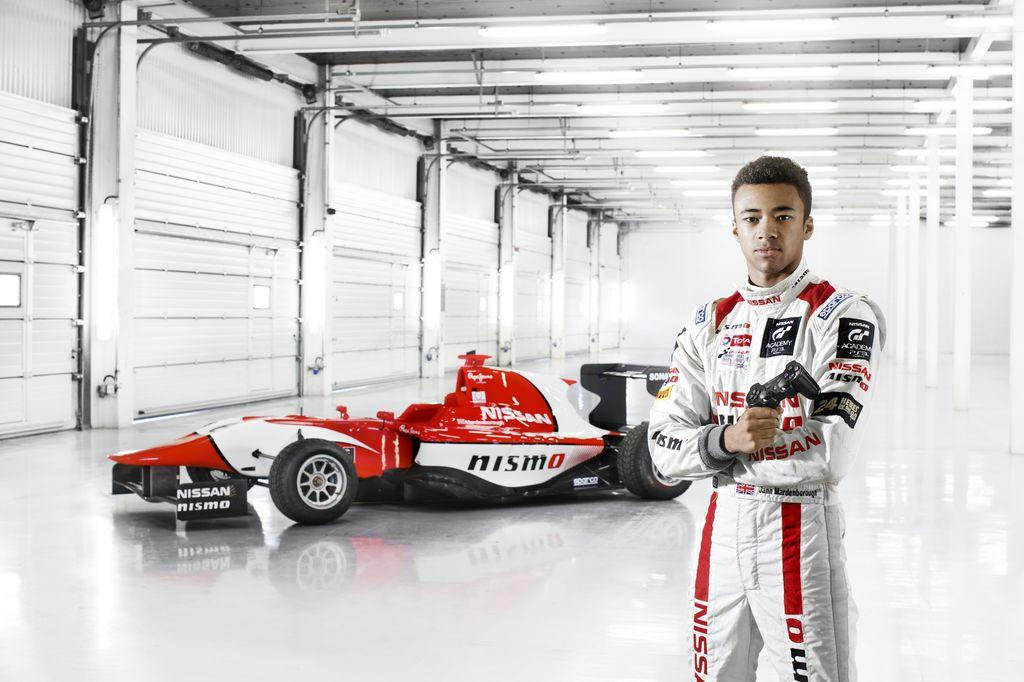 World's Best Gran Turismo Video Game Player Now a Professional Race