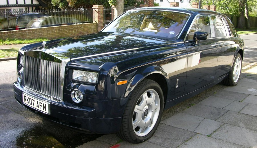Next Generation Rolls Royce Phantom