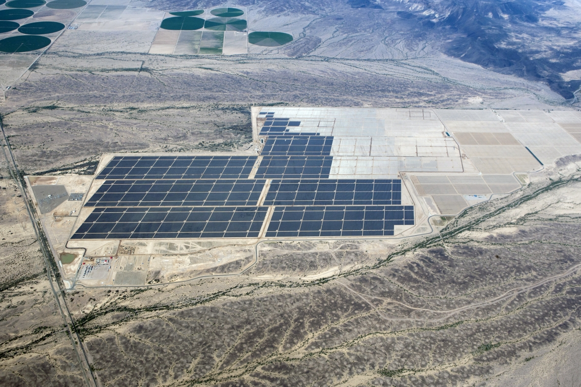 Agua Caliente: The World's Largest Fully-Operational Solar Photovoltaic Facility