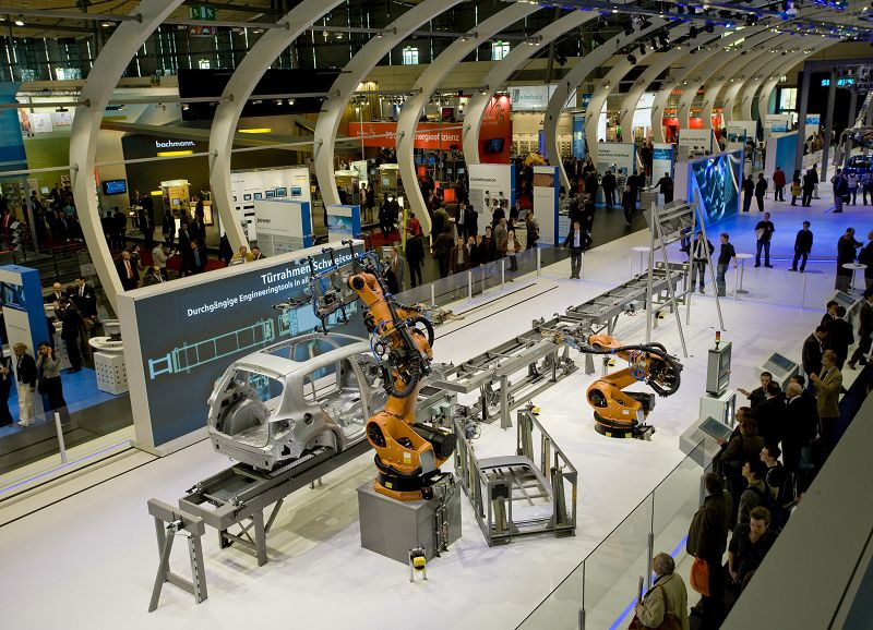 Siemens factory of the future