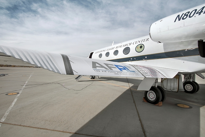 NASA Tests Shape-Changing Aircraft Flaps
