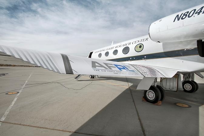 NASA Tests Shape-Changing Aircraft Flaps