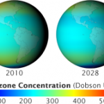 Hole In The Ozone Layer Is On The Road To Recovery For The First Time In 35 Years