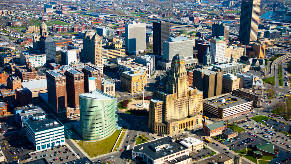 Buffalo The Best Designed Planned City In The United States Industry Tap