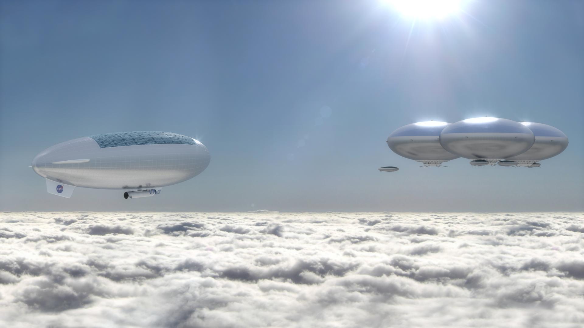 NASA to Send Humans to Venus