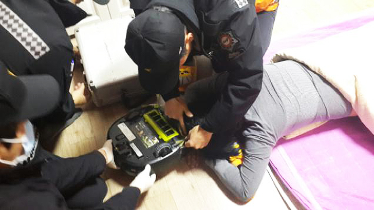 Woman Rescued After Robot Vacuum Attacks Her Hair