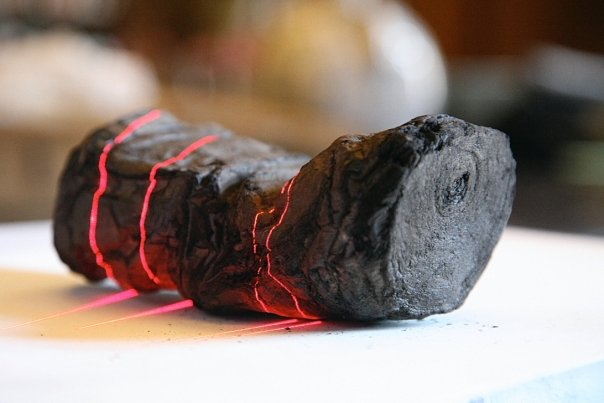 Scientific Breakthrough: X-rays Read Scrolls Burnt by Mt. Vesuvius