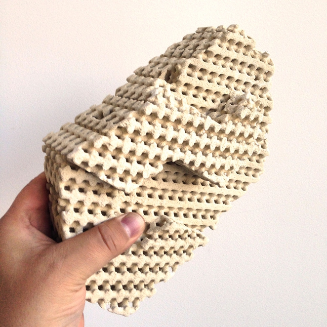 Don't Let Air Conditioning Overheat Your Utility Bill With These Futuristic 3D Printed Ceramic Bricks