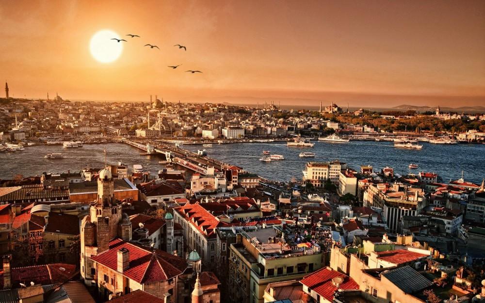 Istanbul Harbor Revitalization