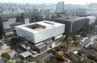 Art Center by Ole Scheeren - Beijing