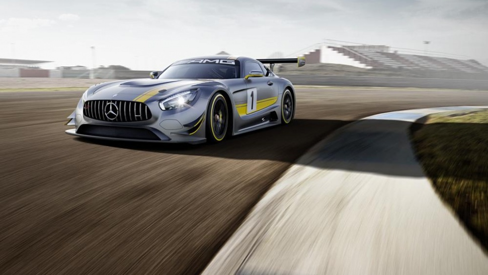 Mercedes Launches AMG GT3 to Give You an Adrenaline Rush on the Race Track
