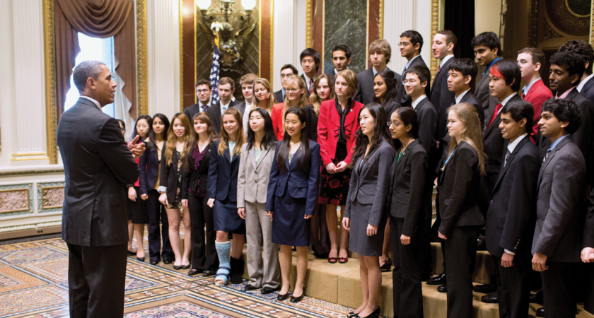 Students Win Intel Science Award: More Than $1 Million Awarded to 40 Recipients!