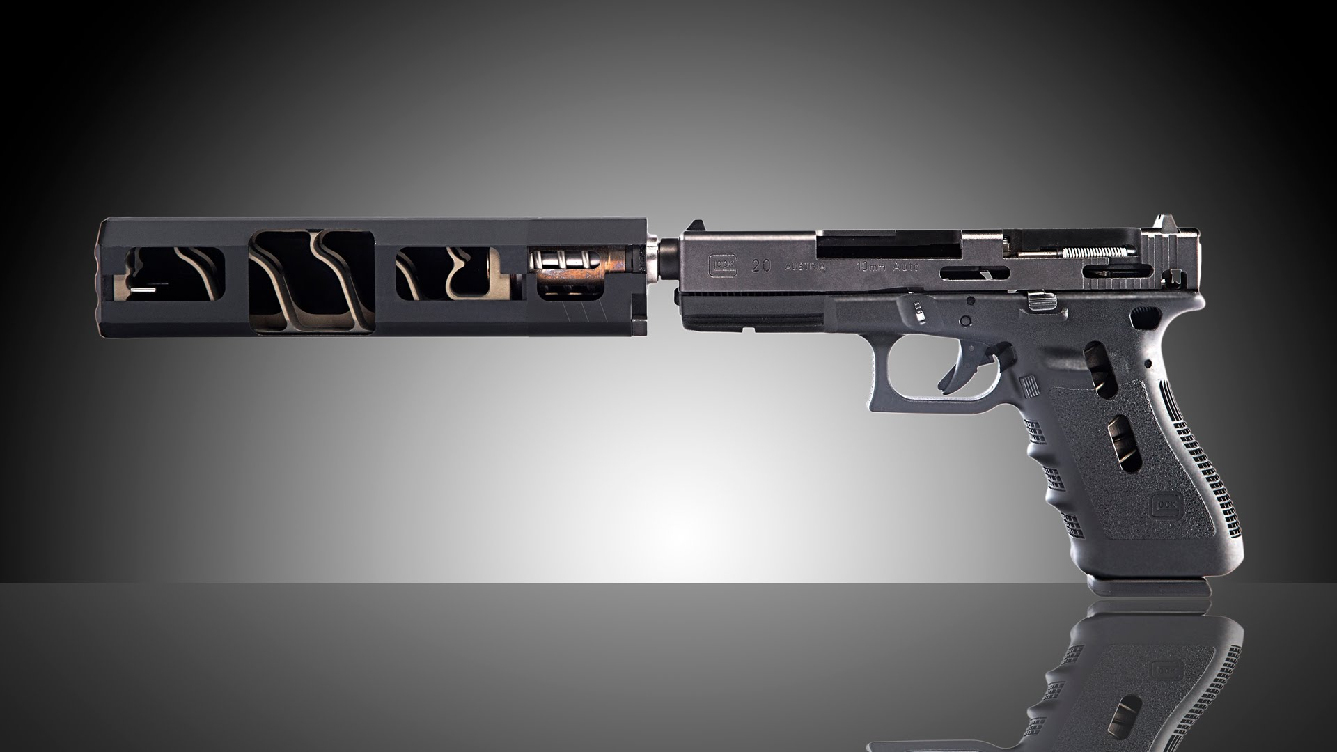 silencer or suppressor an inside look at one of gun enthusiasts
