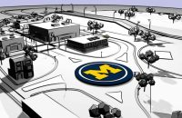 Driverless Vehicle Facility