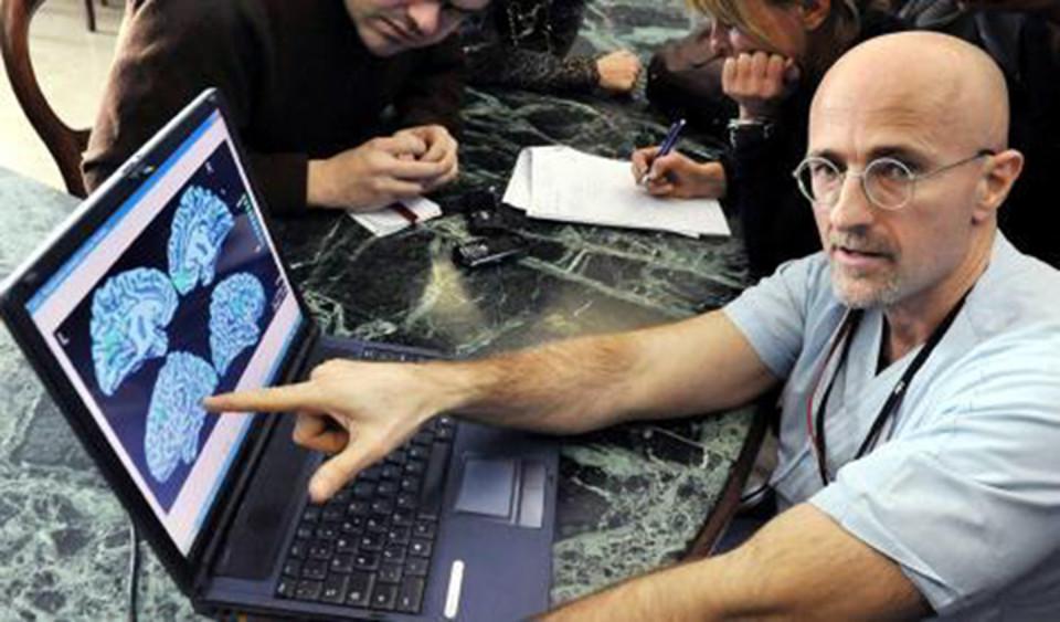 Dr. Sergio Canavero, Neurosurgeon