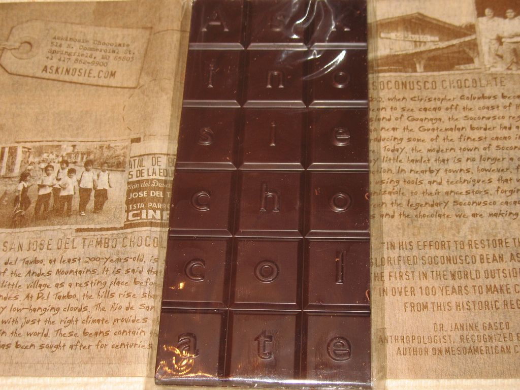 "All About Chemistry: More Evidence That ""Real"" Chocolate is Good for Your Mood and Body…"