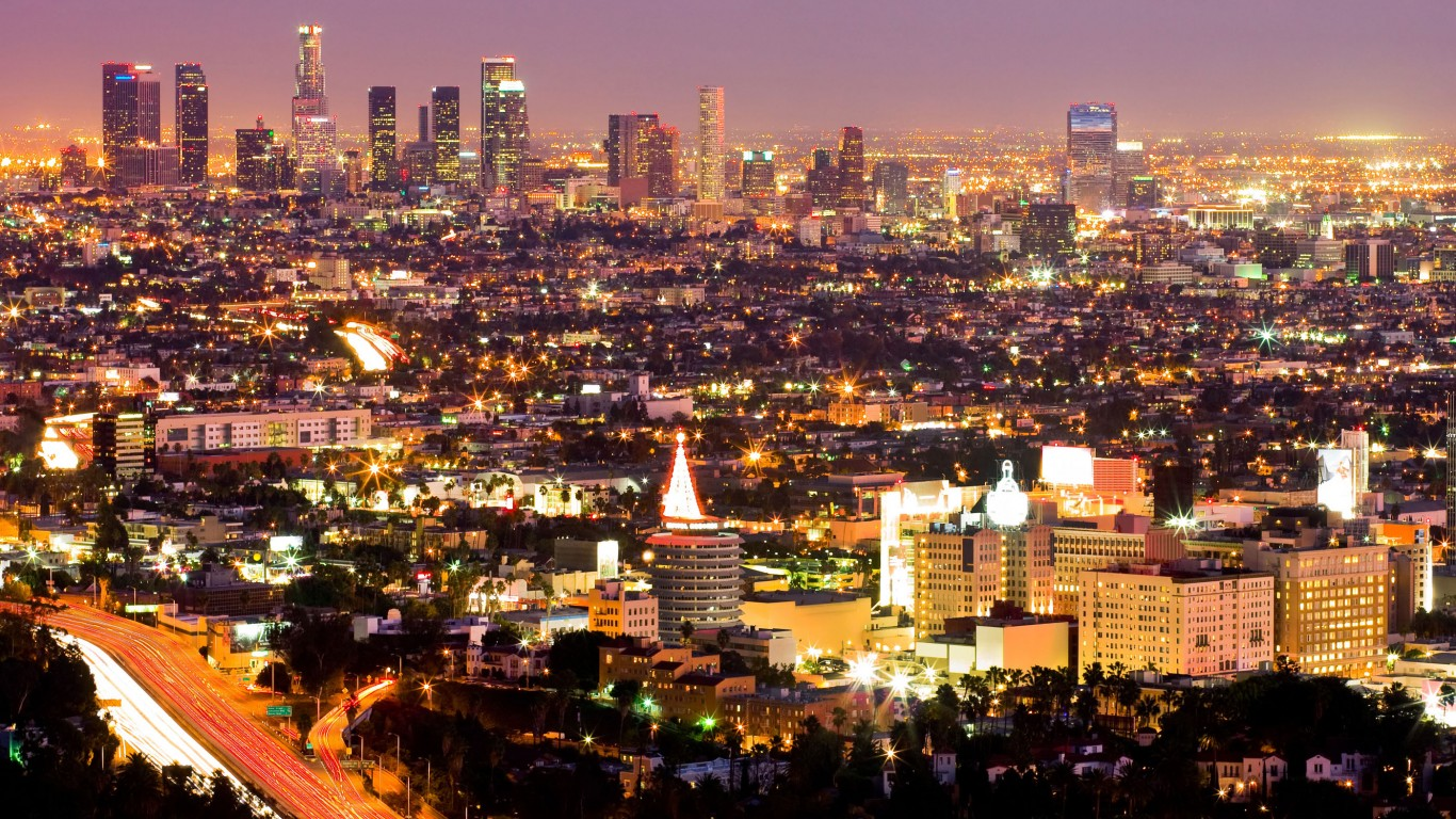 Solar powered wi fi and retrofitted buildings los angeles for In the city of la