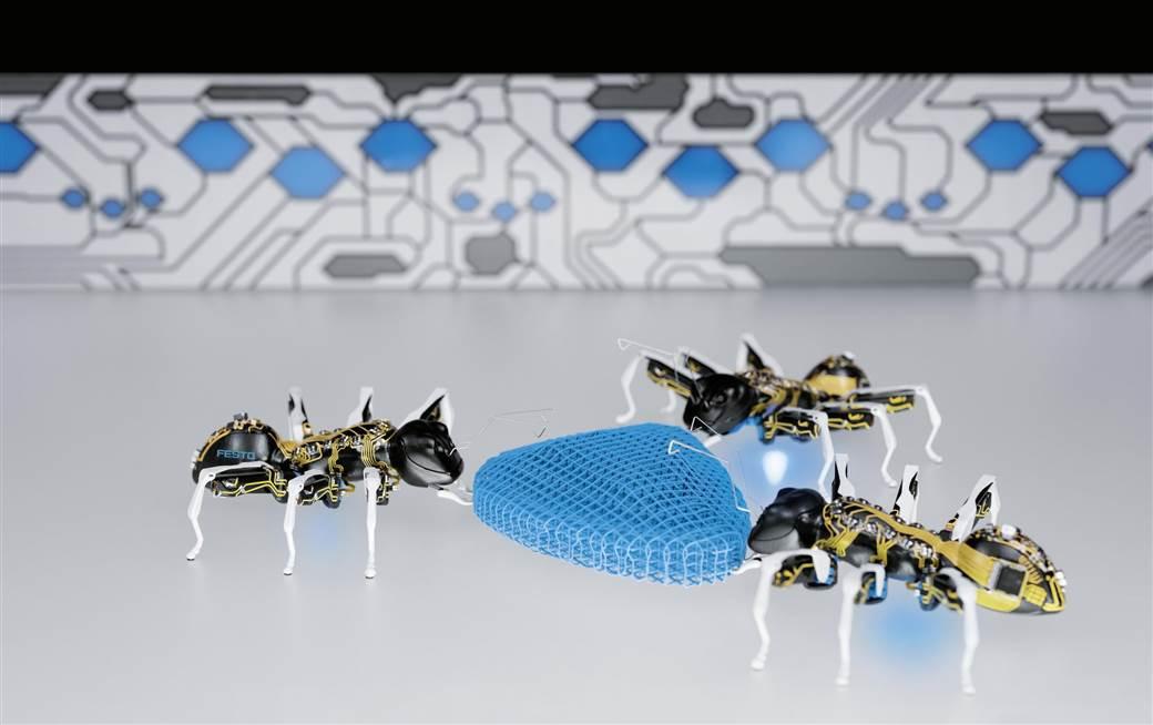 Festo Bionic Ants