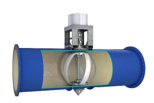 Portland Water Pipelines Produce Renewable Energy Around the Clock