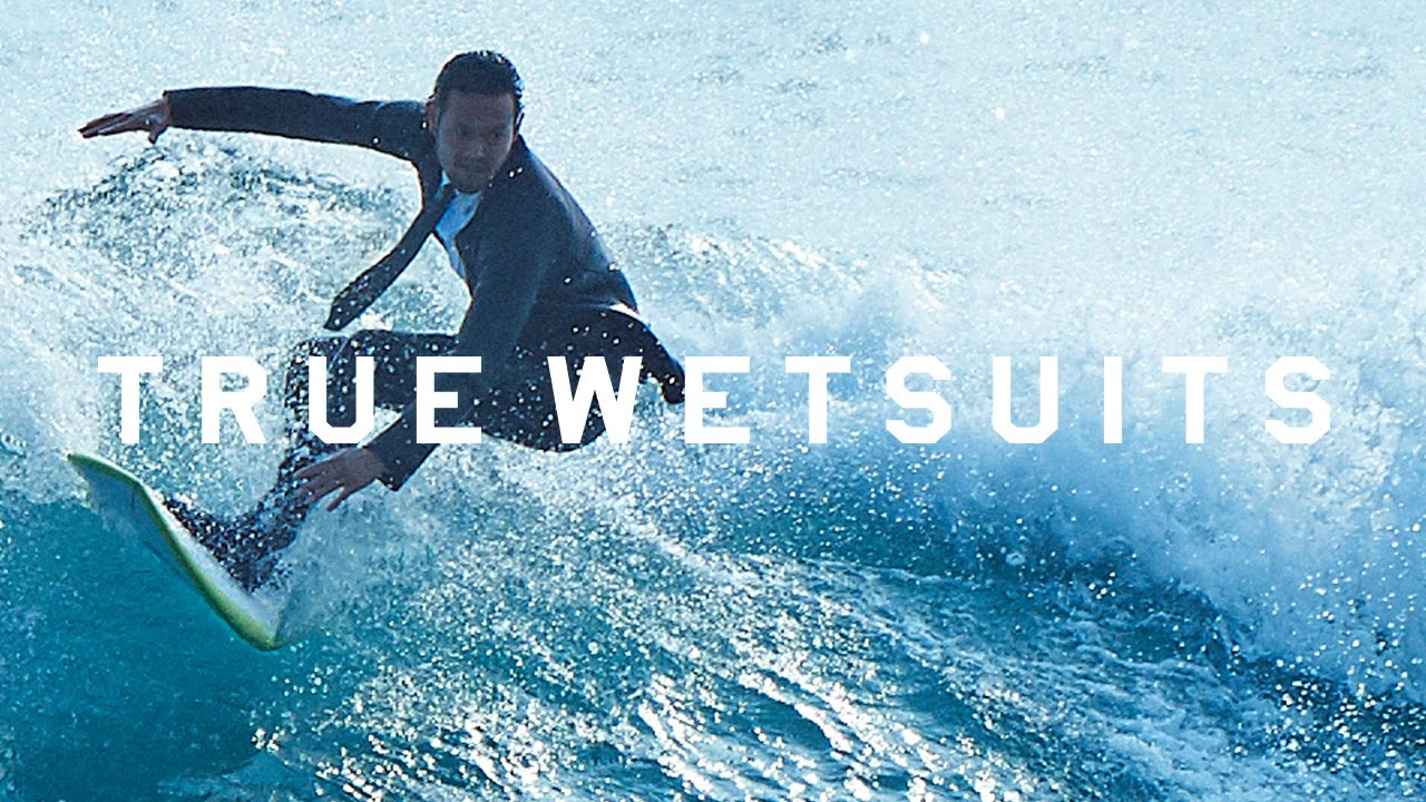 Quicksilver s True Wetsuit Allows You to Shred Waves While Looking Business  Formal 6e1cc97f1