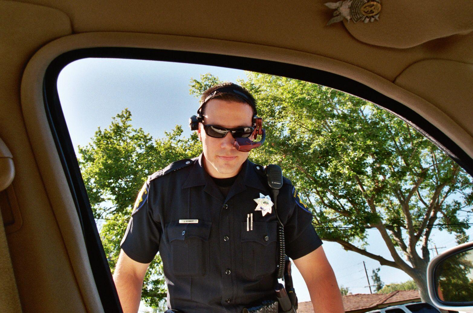Police Golden-i