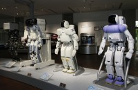 A Brief History of Robots - Honda Collection