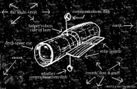 Hubble (Image Courtesy Arden Henderson)