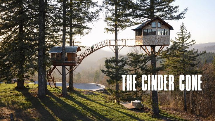 The Cinder Cone This Guy Quit His Job To Build The Insane