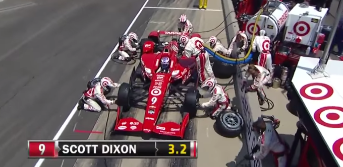 You Rdwomack2 The Video Below Compares Pit Stops From F1 Indycar Formula E