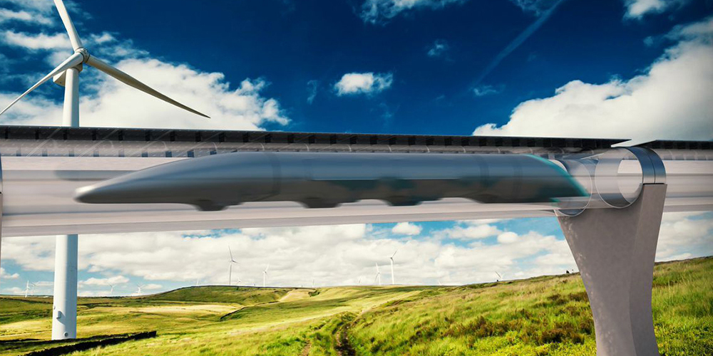 Tesla's Ultra-Speed Transportation System 'Hyperloop' Could Offer 700 mph Rides for Free!