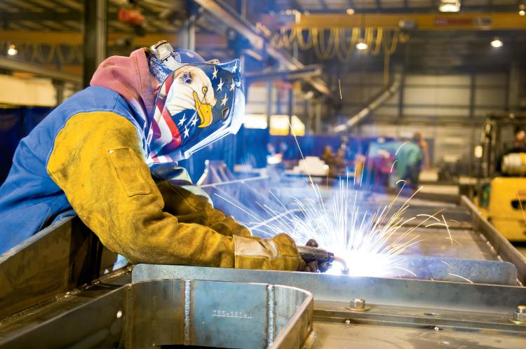 Outlook for Manufacturing - Screen Machine Industries