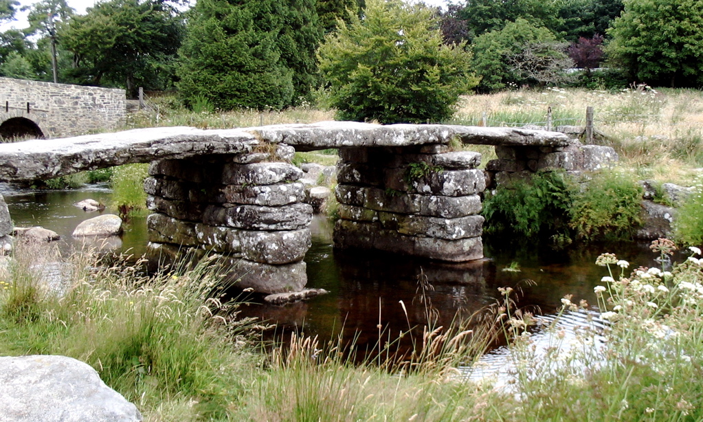 Postbridge_Clapper_Bridge