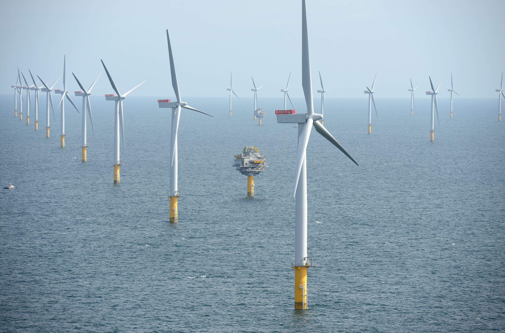 Denmark's Wind Energy Output Exceeds Country's Requirements
