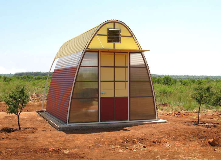 Tiny Abod Shelters Can Provide a Humane Home in Just One Day