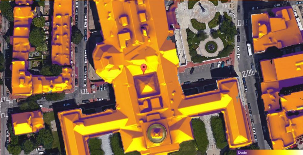 MA Statehouse & Solar Panels
