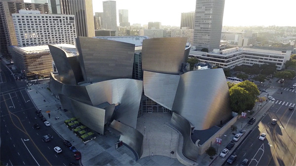 Ian Wood Los Angeles Drone Video