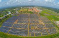 Cochin International Airport Solar Panels