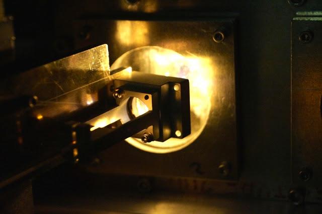 Laser firing