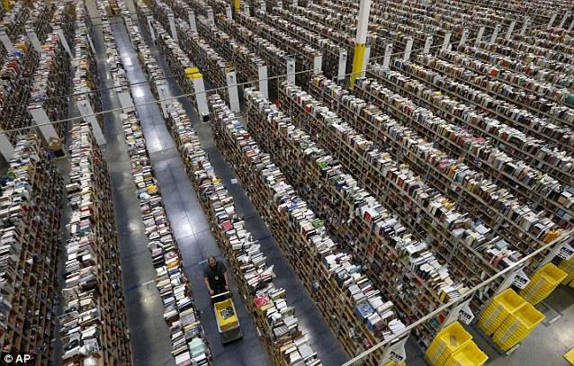 Amazon India Fulfillment Centers (FBA)